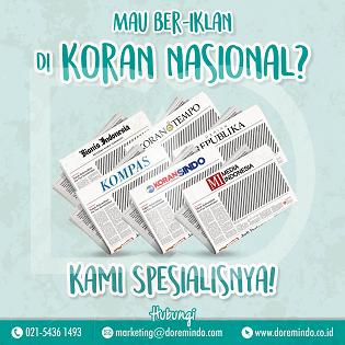 Koran Nasional Terkenal